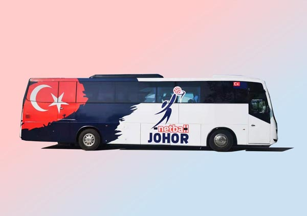 PSholidays.com - exhibition bus