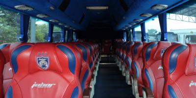Jdt Chrome Bus Seats